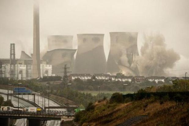 CO2-uitstoot in Verenigd Koninkrijk sinds 1990 met de helft afgenomen