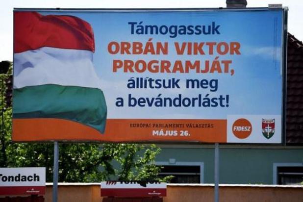 Parlement européen: le parti d'Orban va quitter le groupe PPE