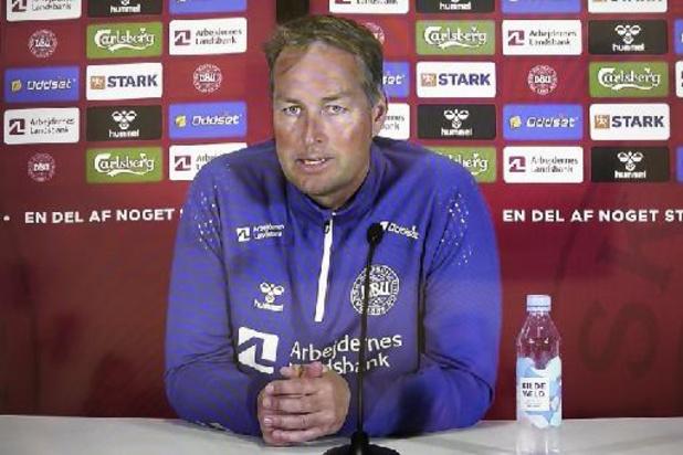 Deense coach laat spelers kiezen of ze tegen België willen aantreden