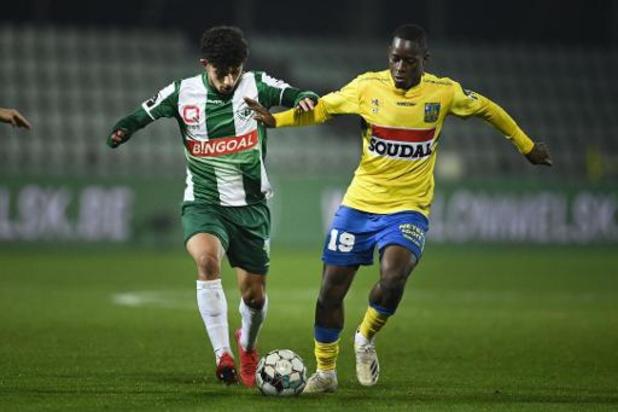 1B Pro League - Lommel en Westerlo delen de punten