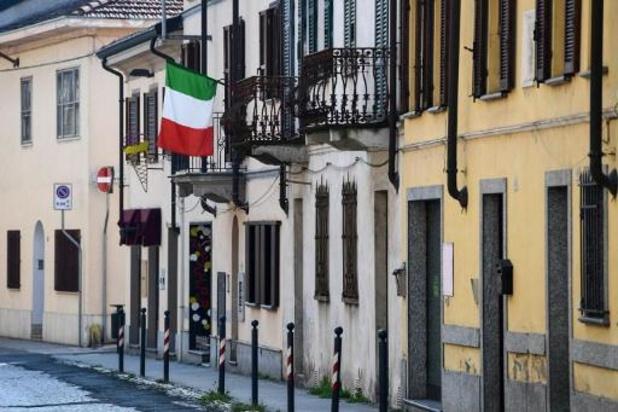 L'Italie a perdu un demi-million d'habitants en 5 ans