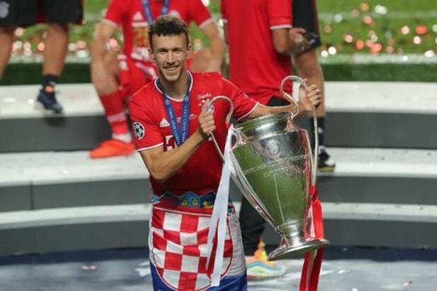 Huurling Ivan Perisic (Bayern München) keert terug naar Inter Milaan