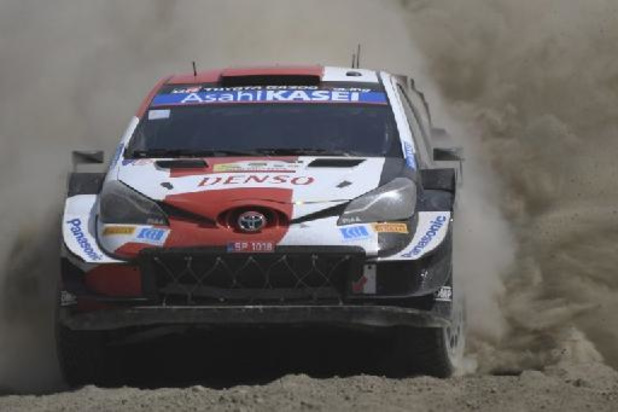 Sébastien Ogier zegeviert in Safari Rally