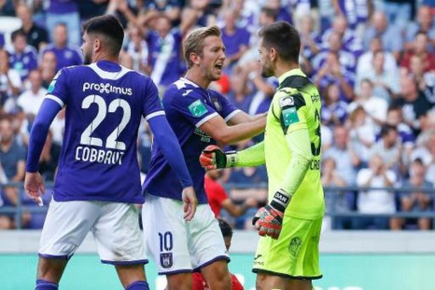 Le Club Bruges peut plonger Anderlecht un peu plus dans la crise