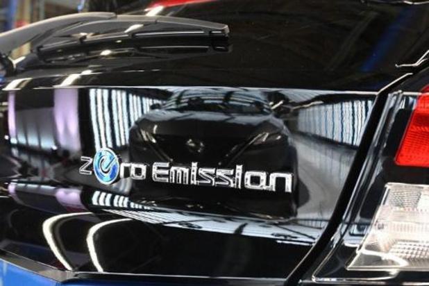 Vlaamse overheid koopt vanaf 2025 enkel nog elektrische personenwagens