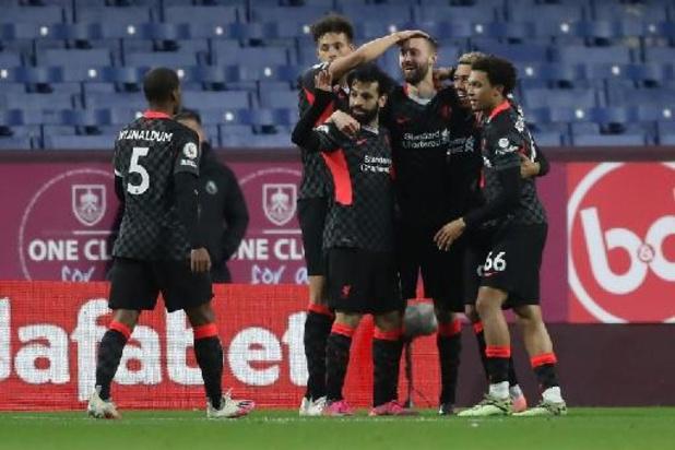 Belgen in het buitenland - Liverpool zet reuzenstap naar 4e plaats, Vertonghen en Benfica beëindigen seizoen met zege