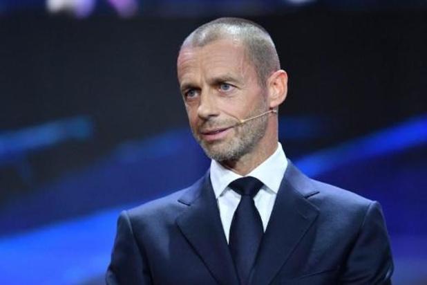 """EK 2020 - """"UEFA denkt na over EK in één gastland, gesprekken met Rusland"""""""