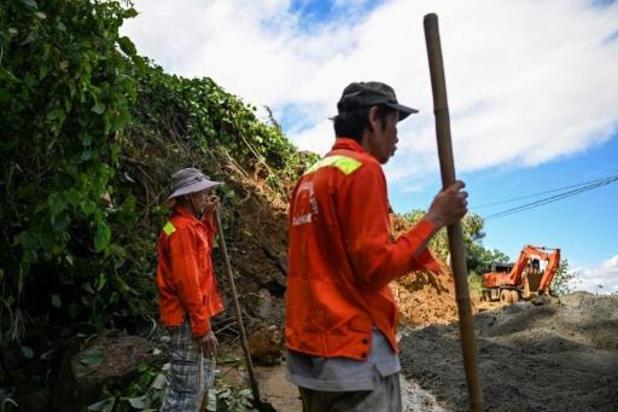 Vietnam: au moins 13 morts et de nombreux disparus après le passage du typhon Molave