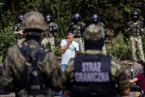 Varsovie décline la demande de la CEDH d'aider les migrants à la frontière bélarusse