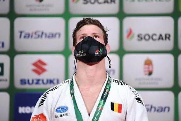 Après 8 titres chez les dames, Matthias Casse offre le premier sacre mondial à la Belgique