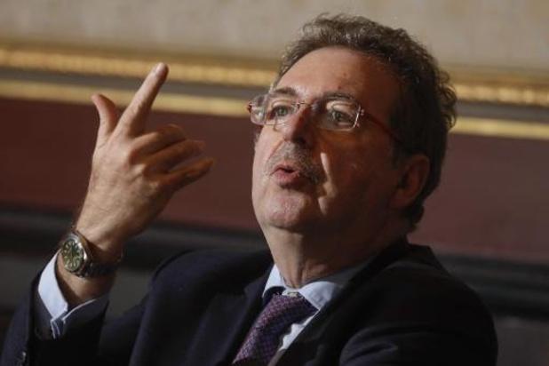 """Pour Rudi Vervoort, """"c'est difficile de croire à la sincérité de Bart De Wever"""""""