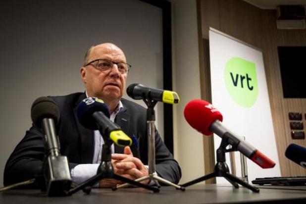 """VRT-topman noemt relanceplan van RTBF """"ongelooflijke reclamestunt"""""""