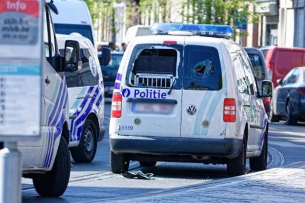 In totaal 57 arrestaties na rellen in Anderlecht