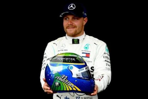 Bottas vreest niet bij Mercedes vervangen te zullen worden door Vettel