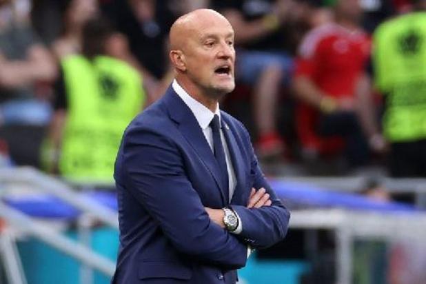 """Euro 2020 - La Hongrie et Rossi """"très déçus"""" après la défaite en fin de match contre le Portugal"""
