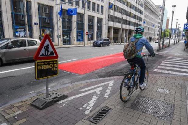 Tientallen fietsongevallen jaarlijks het gevolg van aanrijding met paal