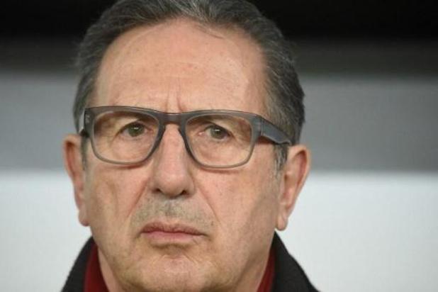 """Georges Leekens tire un trait sur une """"fantastique et palpitante"""" carrière d'entraîneur"""
