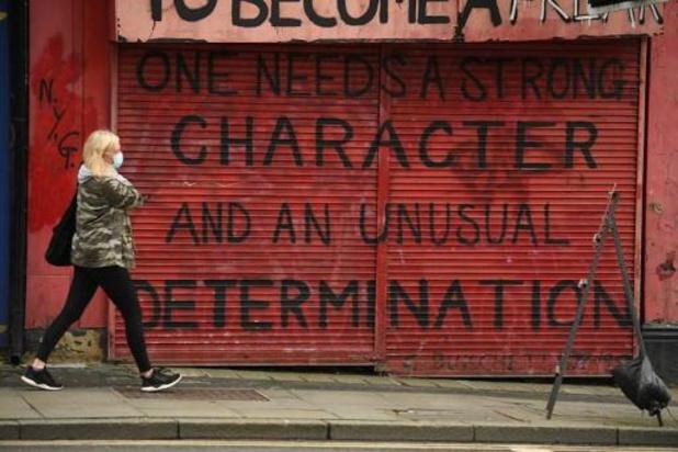 Presque toute l'Angleterre vivra sous de strictes restrictions après le confinement