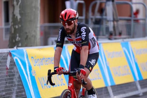 Lotto-renners verkennen Ronde van Vlaanderen