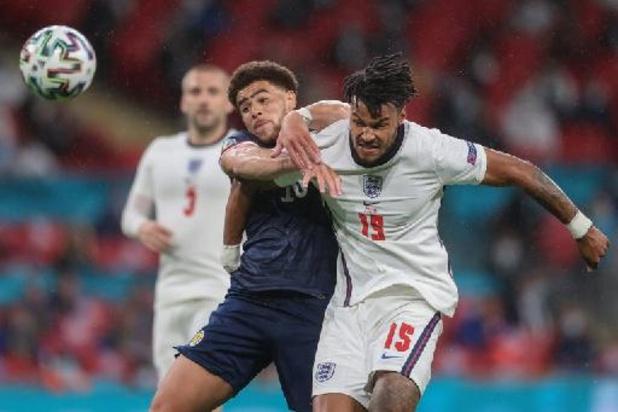 Euro 2020 - En manque d'inspiration, l'Angleterre contrainte au partage contre l'Écosse