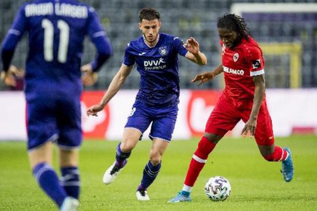 Jupiler Pro League - La 3e place pour Anderlecht ou l'Antwerp, enjeu de la dernière journée en Pro League