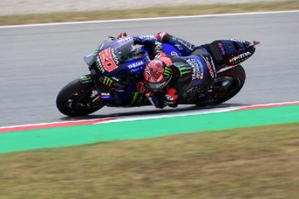 MotoGP - Oliveira s'impose en Catalogne devant Zarco, Quartararo 6e après sa double pénalité