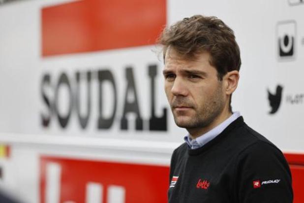 Maxime Monfort sera le nouveau Performance Manager de Lotto Soudal en 2021