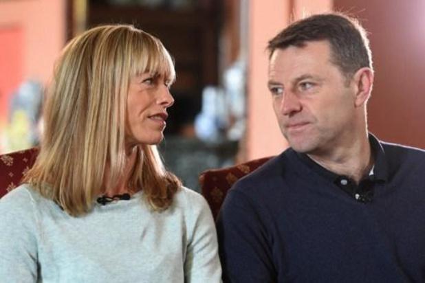Les parents de Maddie McCann ont reçu la confirmation de sa mort dans une lettre