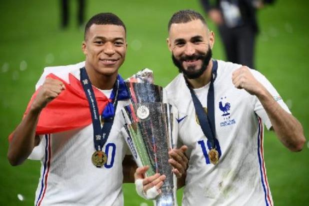 "Nations League - Karim Benzema helpt Frankrijk aan eindzege: ""Karakter getoond"""
