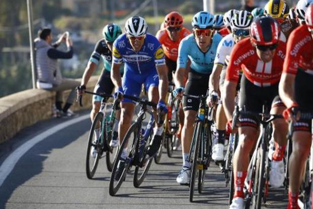 Milan-Sanremo - L'UCI restreint le nombre de coureurs par équipe au départ de la 'Classicissima'