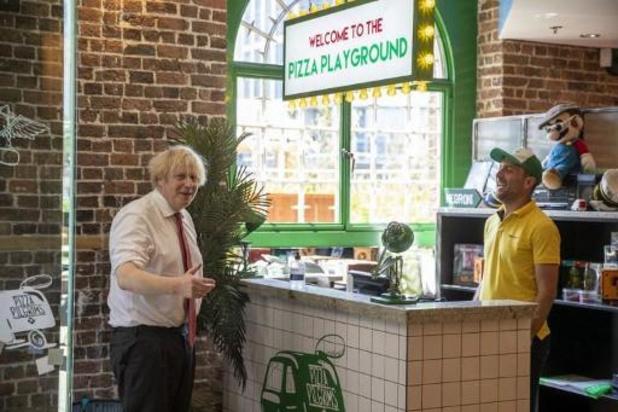 Boris Johnson va annoncer un grand plan de relance de l'économie britannique
