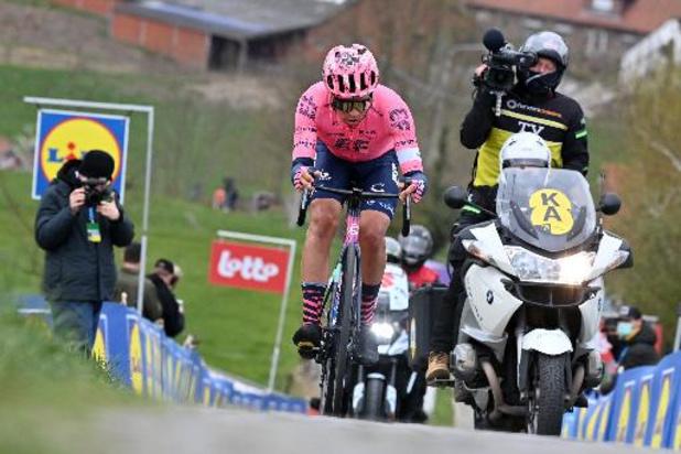 Tour de Suisse: le Suisse Stefan Bissegger gagne 4e étape, van der Poel toujours maillot jaune
