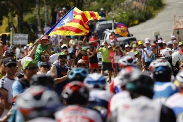Tour de France - Le film de la 15e étape