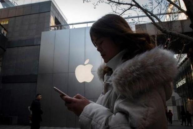 Apple trekt onder druk van Chinese staatsmedia app terug uit App Store