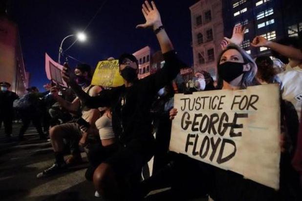 """Politiegeweld tegen zwarte Amerikanen - """"Dochter burgemeester New York opgepakt bij protesten"""""""