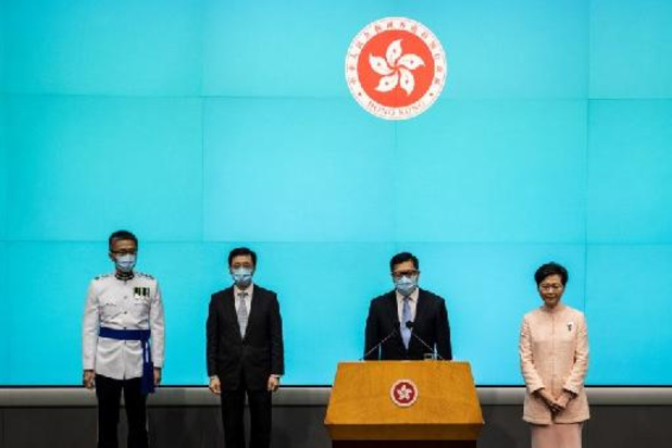 Hong Kong va encore renforcer la loi sur la sécurité nationale, selon un responsable