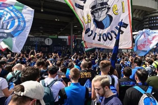 Kampioen Inter sluit seizoen af met ruime zege, invaller Lukaku pikt goaltje mee
