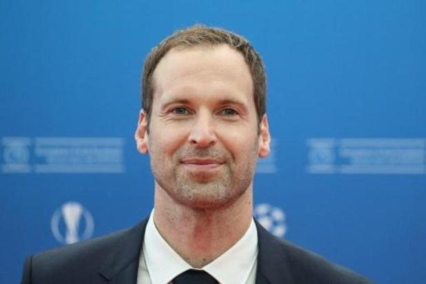 Petr Cech élu homme du match pour ses débuts de hockeyeur