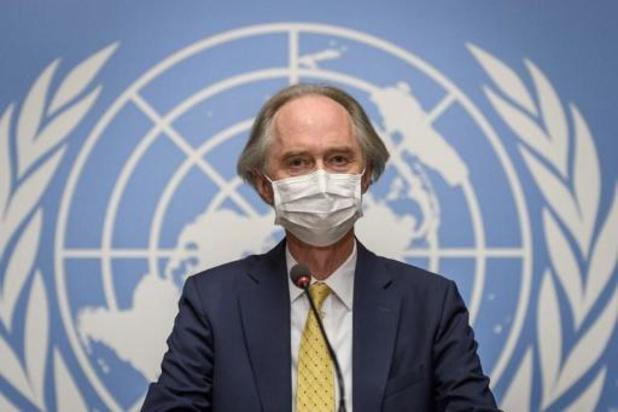 Conflit en Syrie - Les discussions sur la Syrie se terminent sans rien de concret