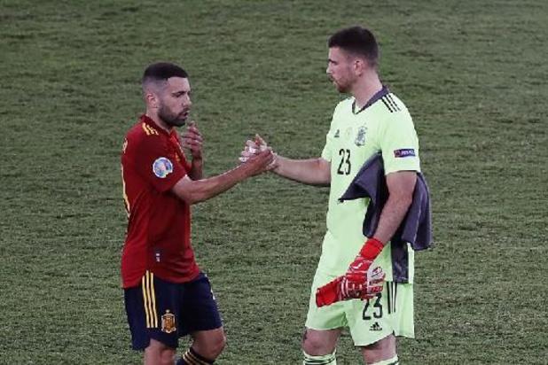 EK 2020 - Jordi Alba is Man van de Match in Spanje - Polen