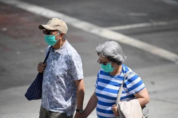 Entre 5 et 8% des Américains ont contracté le coronavirus