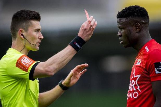 Le parquet propose deux matches à Gueye (Ostende) et Velkovski (Cercle)