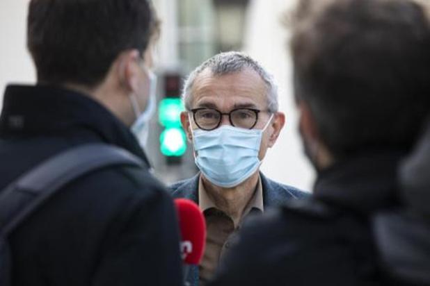 """""""Politiek moet onverkort achter Marc Van Ranst blijven staan"""""""