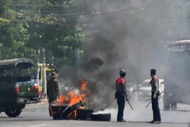 Meer dan 540 burgers gedood sinds de coup