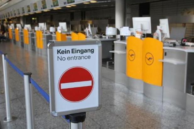 Pas de réouverture des frontières extérieures de l'UE avant juillet