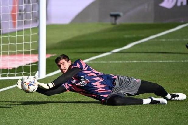 Les Belges à l'étranger - Victoire du Real et 'clean sheet' pour Courtois contre Valence