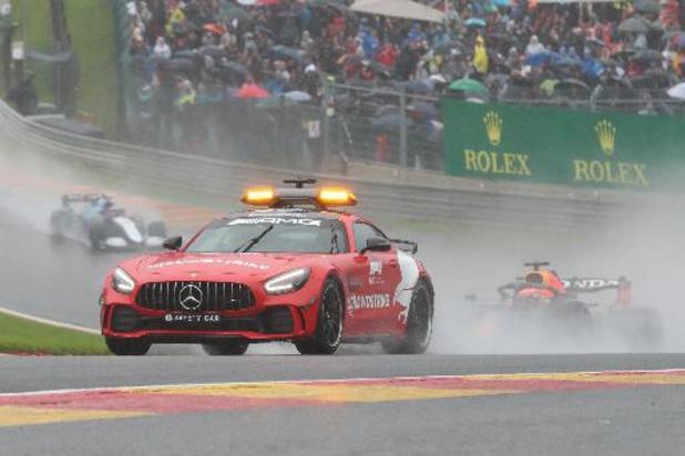 """F1 - GP de Belgique: """"On a essayé de se donner toutes les opportunités possibles"""""""