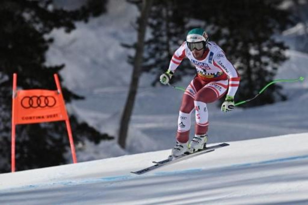 L'Autrichien Vincent Kriechmayr champion du monde de descente, son 2e titre mondial