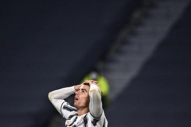 Serie A - Tienkoppig Juventus gaat met billen bloot tegen Fiorentina