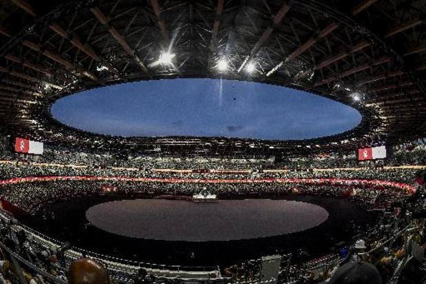 Après un an d'attente, début de la cérémonie d'ouverture des Jeux Olympiques de Tokyo